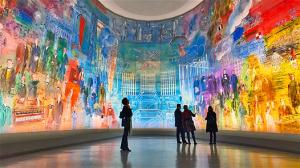 Photo courtesy of: Museum of Modern Art (© Izzet Keribar/Getty Images)